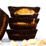 Healthy Vegan Reese's Peanut Butter Cups