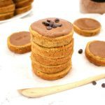 Vanilla Protein Cupcakes With Chocolate Frosting