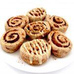 Healthy 30-Minute Cinnamon Rolls