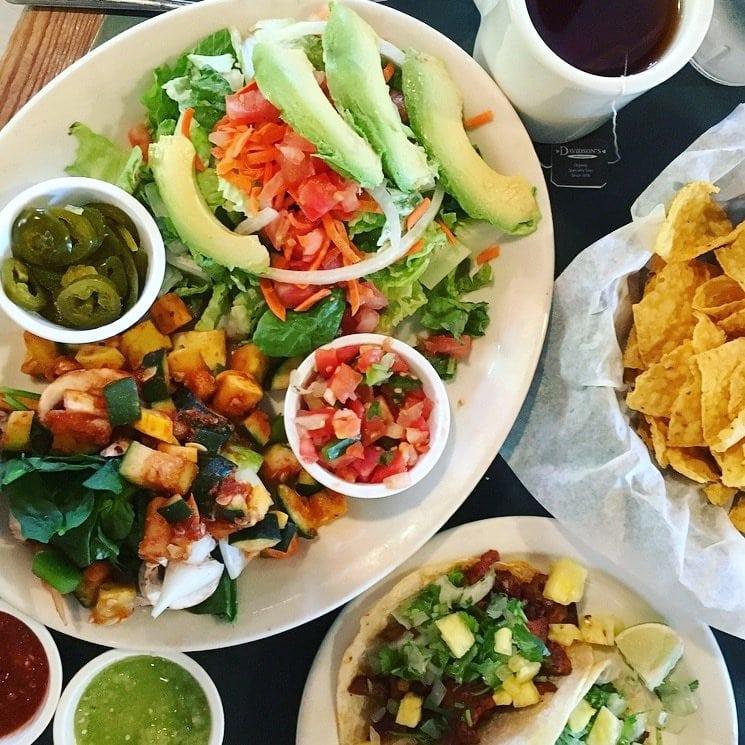 Guero's Austin, Guero's Restaurant, Guero's Vegan Menu