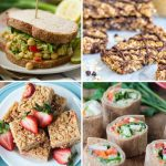 25 Healthy Back To School Recipes (Vegan, Gluten-Free, Oil-Free)