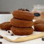 Protein Brownies (Low-Carb, Sugar-Free, Vegan, Gluten-Free, Oil-Free)