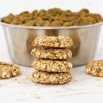 Banana Oatmeal Cookies For Dogs