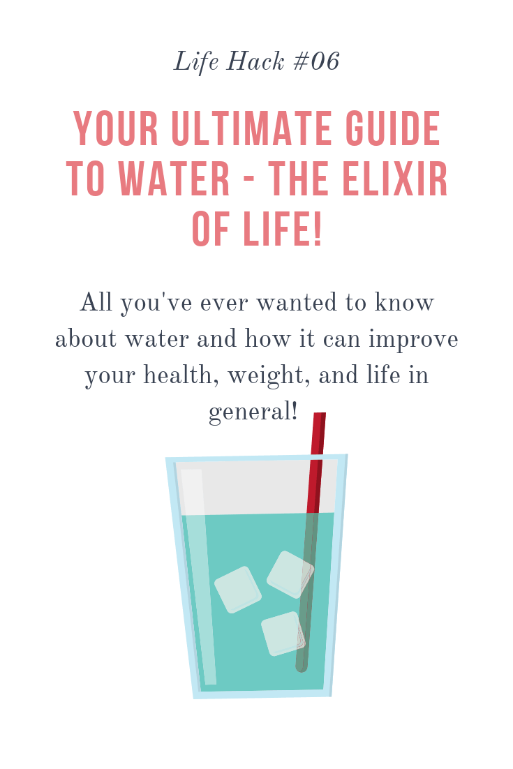 How much water do we really need? Learn how to make sure you stay hydrated and learn the secrets to making water taste good!