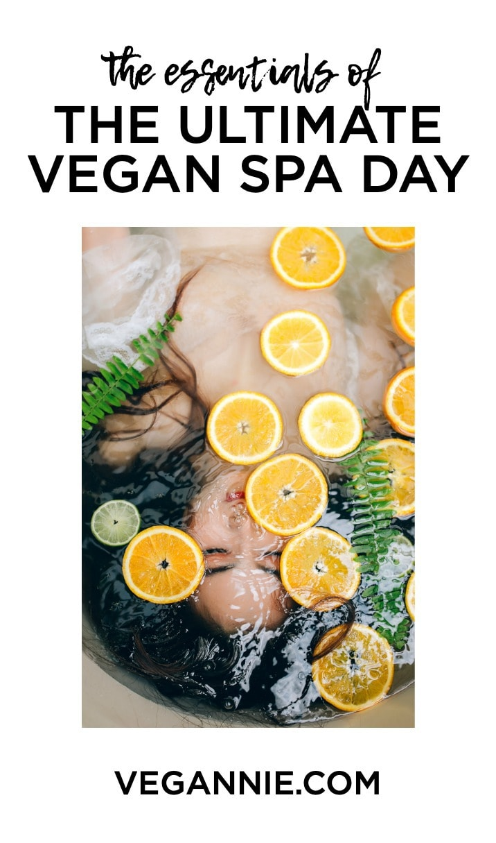 Your ultimate guide to the perfect spa day as a vegan! From manicures to facials to hair removal - we've got you covered!