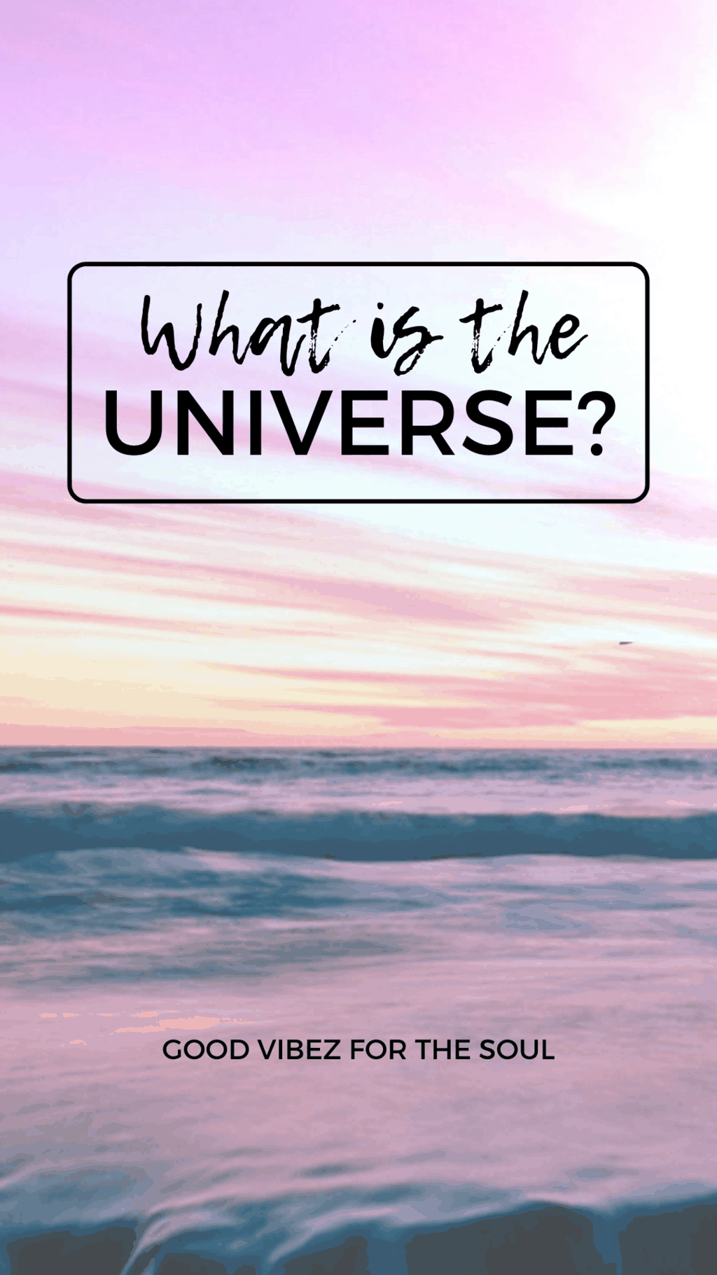 "The word ""universe"" is thrown around a lot in the Law of Attraction community, but do you really know what it means? Here is the full explanation!"