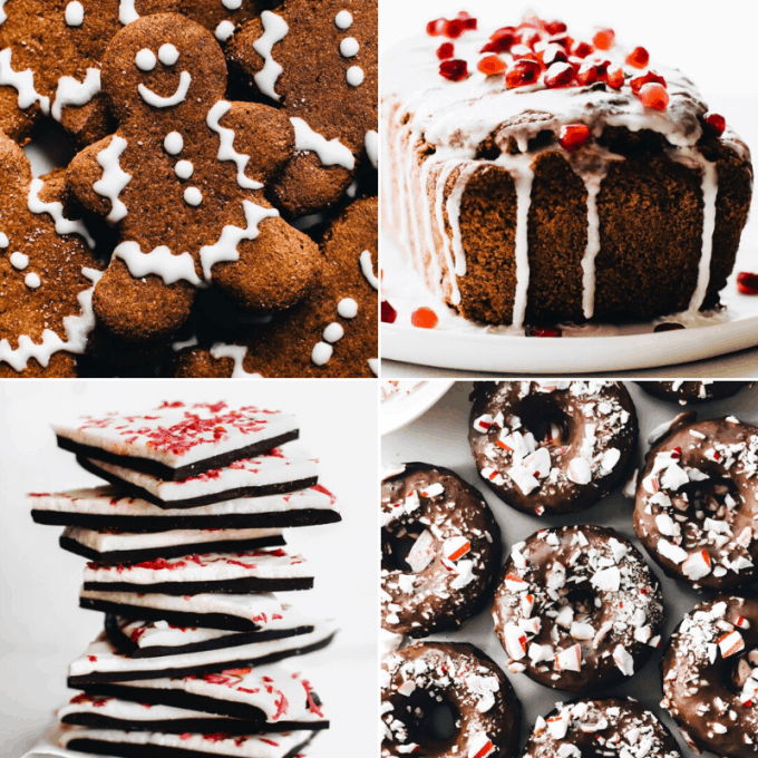 Here is a collection of the 18 Ultimate Vegan & Gluten-Free Christmas Desserts of all time! They are sinfully delicious and perfect for your holiday festivities!
