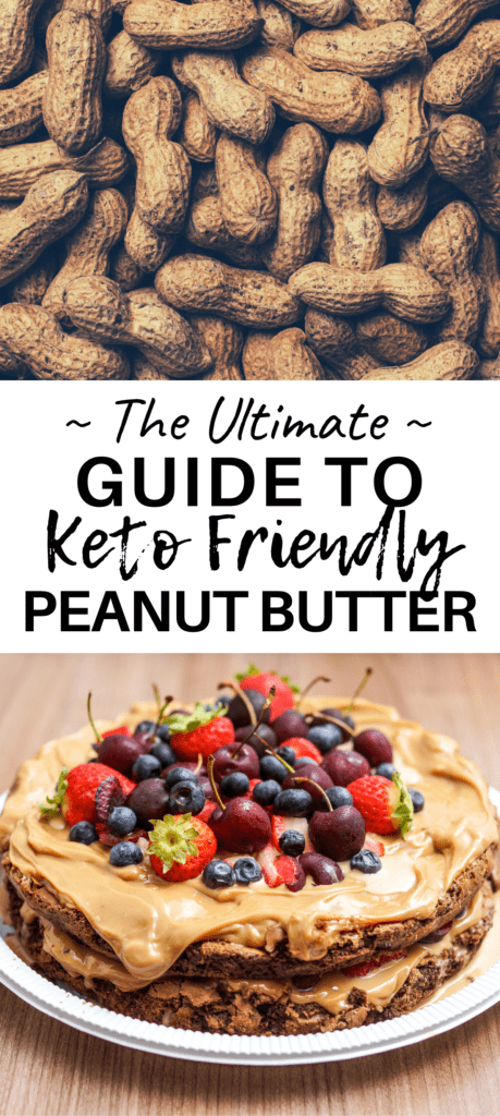 The Ultimate Guide to Keto Friendly Peanut Butter! Get all the information you wanted on Keto Friendly Peanut Butter. Enjoy peanut butter that you love Keto style.