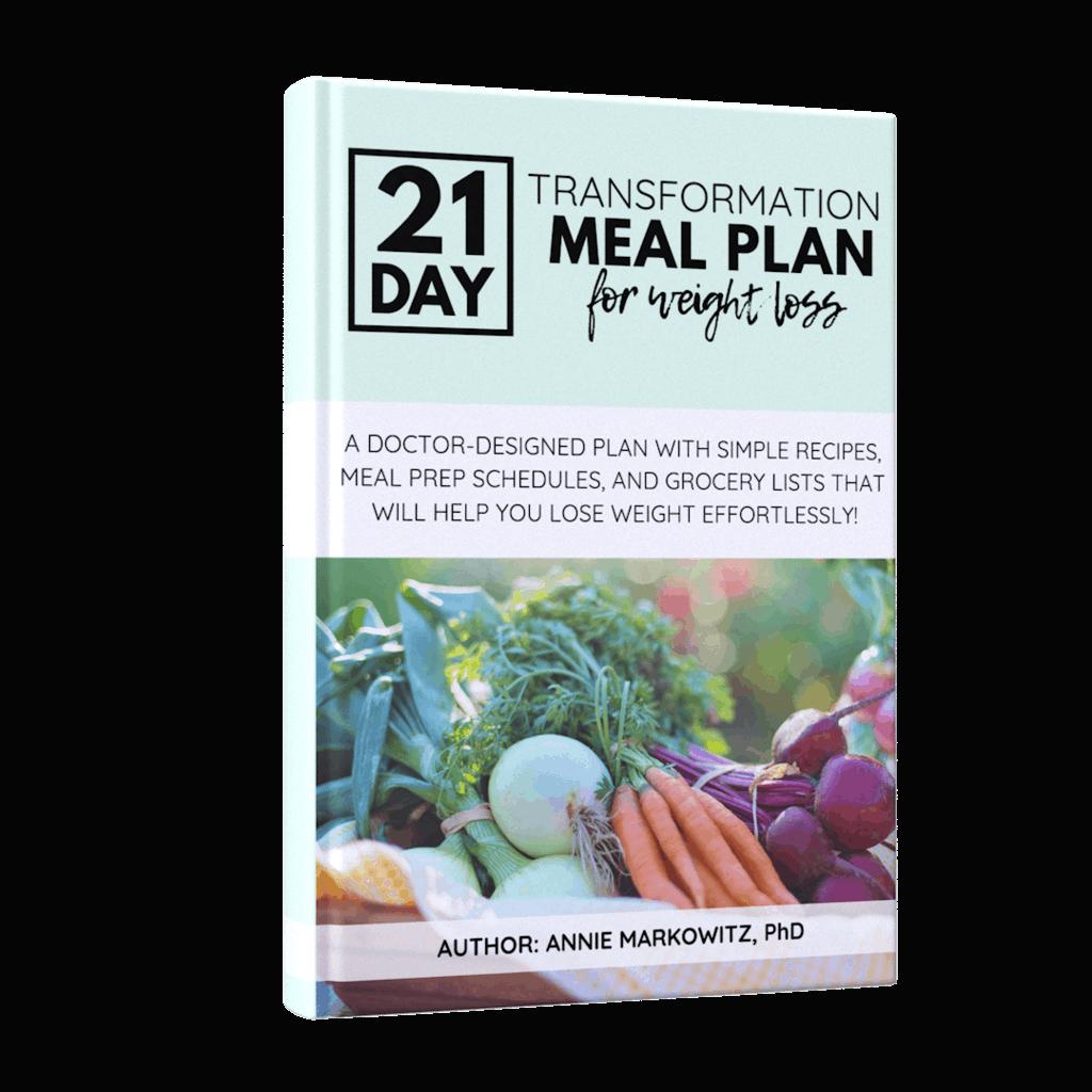 21 Day Transformation Vegannie
